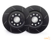 m52 Golf R Performance Rear Brake Discs (R & GTI PP) - Fully Fitted at m52 HQ - mountune52