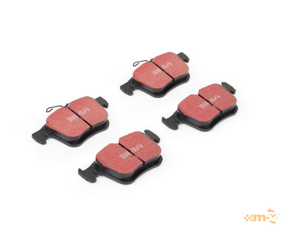 m52 Performance Rear Brake Pads - mountune52