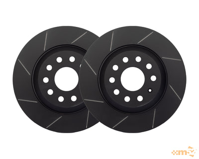 m52 Golf GTI Performance Rear Brake Discs - Fully Fitted at m52 HQ - mountune52