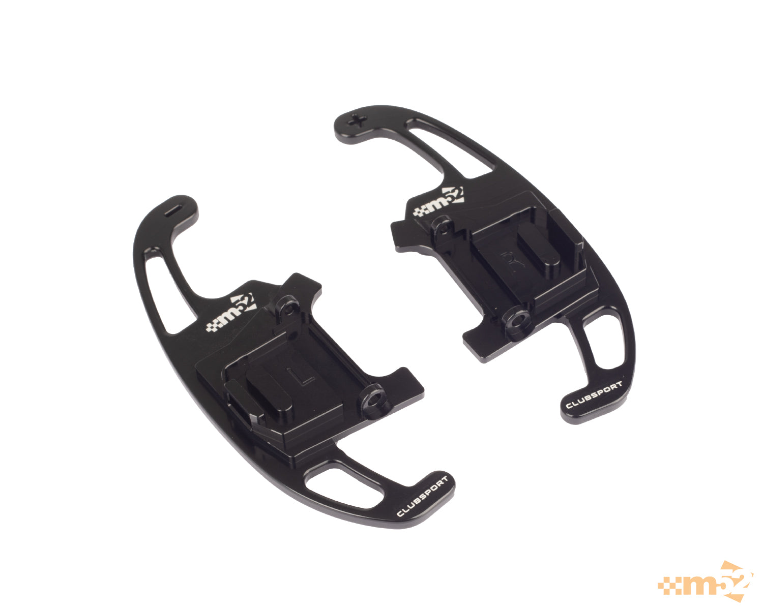 m52 Clubsport DSG Paddles - mountune52