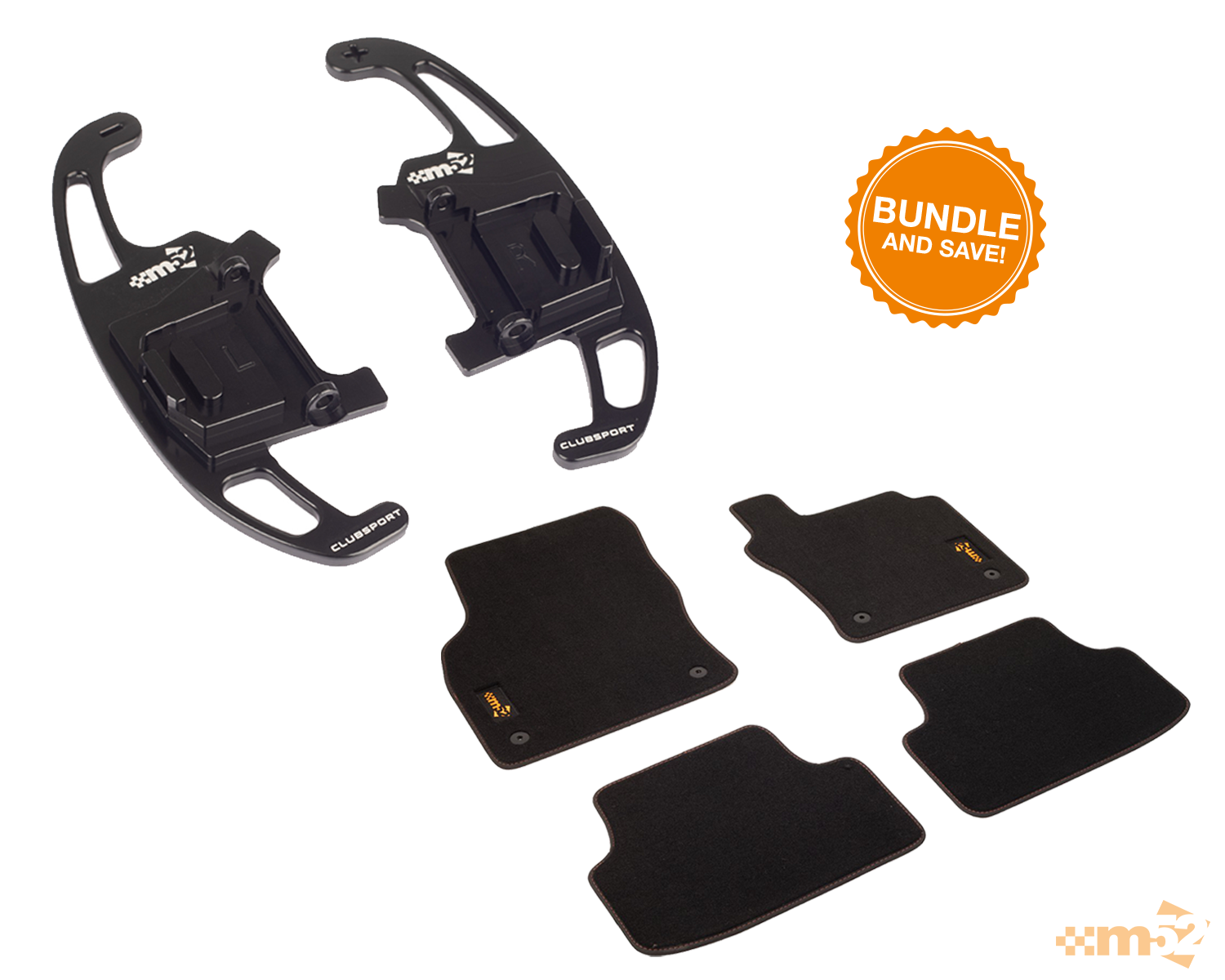 BUNDLE DEAL - Clubsport DSG Paddles With FREE R-LUX MATS