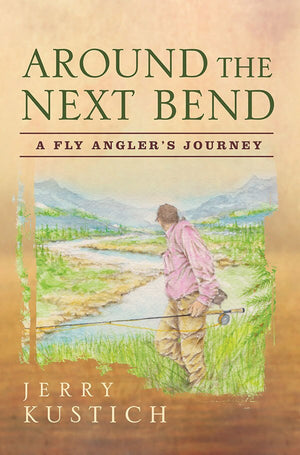 """Around the Next Bend"" by Jerry Kustich"