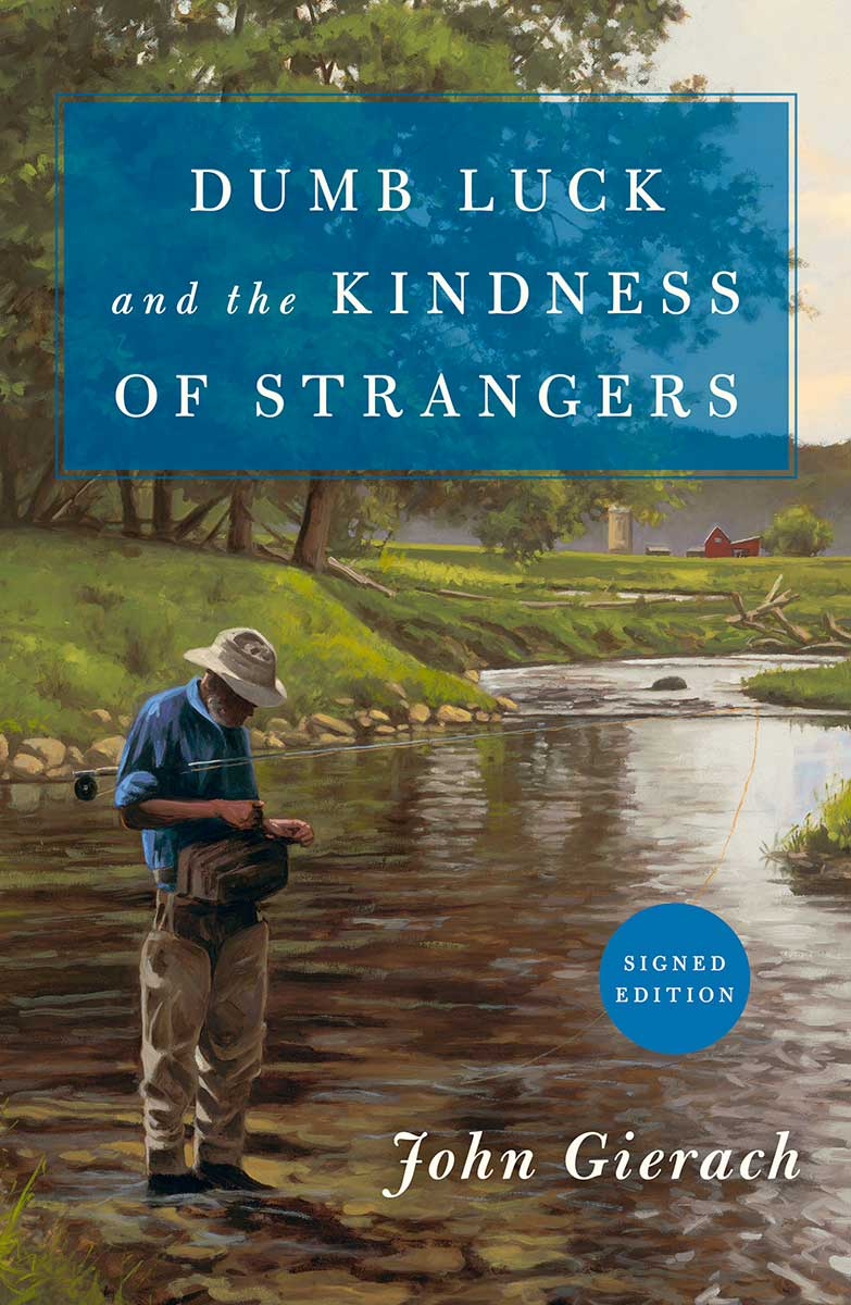 """Dumb Luck and the Kindness of Strangers"" (Signed)"