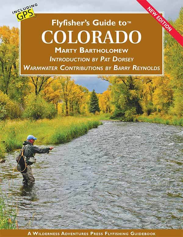 """Flyfisher's Guide to Colorado"""