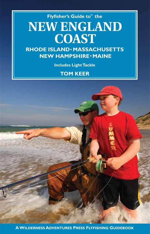 """Flyfisher's Guide the New England Coast"""