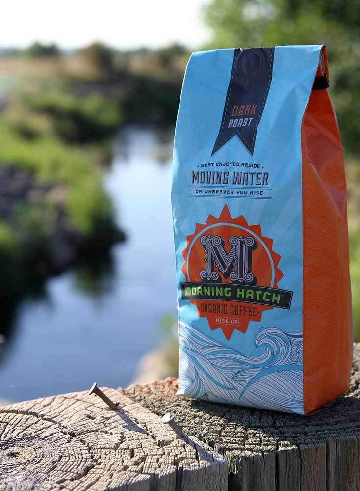 "MidCurrent ""Morning Hatch"" Organic Coffee"