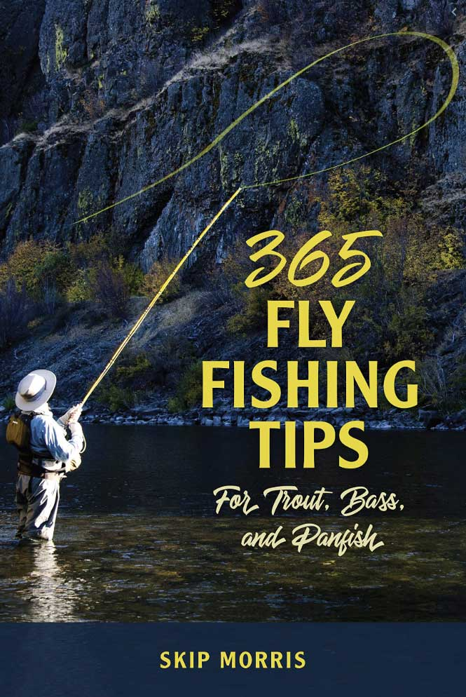 """365 Fly-Fishing Tips for Trout, Bass, and Panfish"""