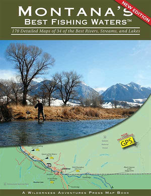 """Montana's Best Fishing Waters"""