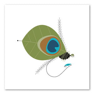 """The Pike Fly"" by Jerry Tanner, The Modern Fly Series"