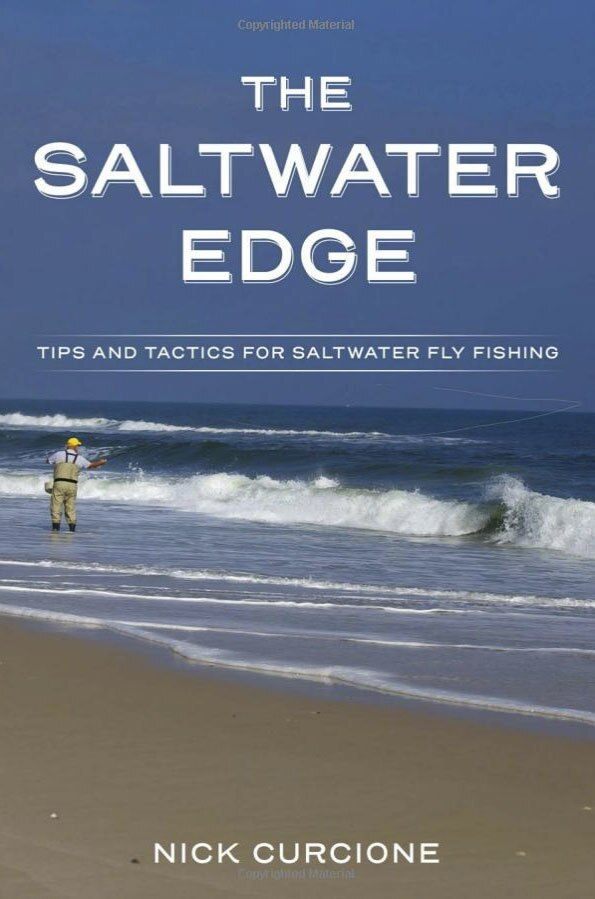 """The Saltwater Edge: Tips and Tactics for Saltwater Fly Fishing"""
