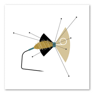 """The Safety Pin Tenkara"" by Jerry Tanner, The Modern Fly Series"