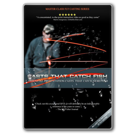 """Casts That Catch Fish"" DVD"