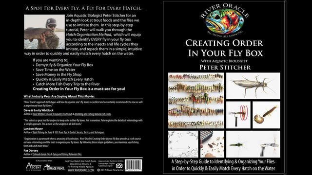 Creating Order In Your Fly Box (DVD)