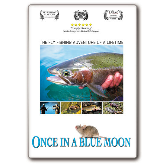 """Once in a Blue Moon"" DVD"