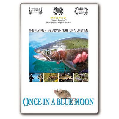 Once in a Blue Moon: The Fly Fishing Adventure of a Lifetime (DVD)