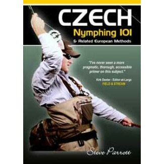 """Czech Nymphing 101 and Related European Methods"" DVD"
