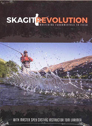 """Skagit Revolution: Mastering Fundamentals to Field"" DVD"