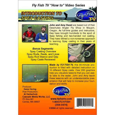 Introduction to Spey Casting (DVD)