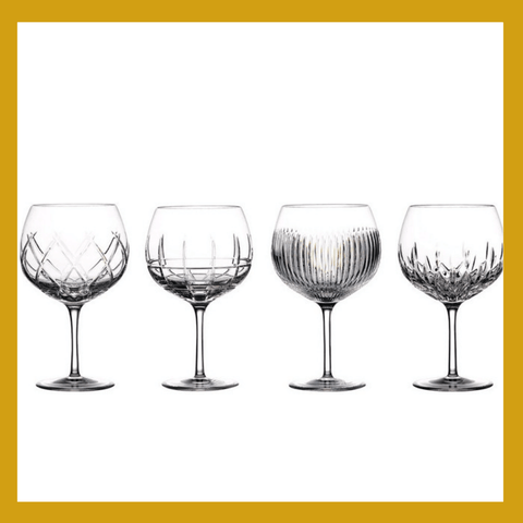 Waterford Gin Journeys Balloon Glasses front