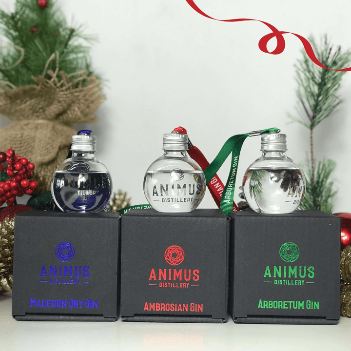Animus Christmas Baubles