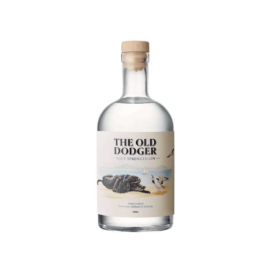 Bellarine Old Dodger Gin