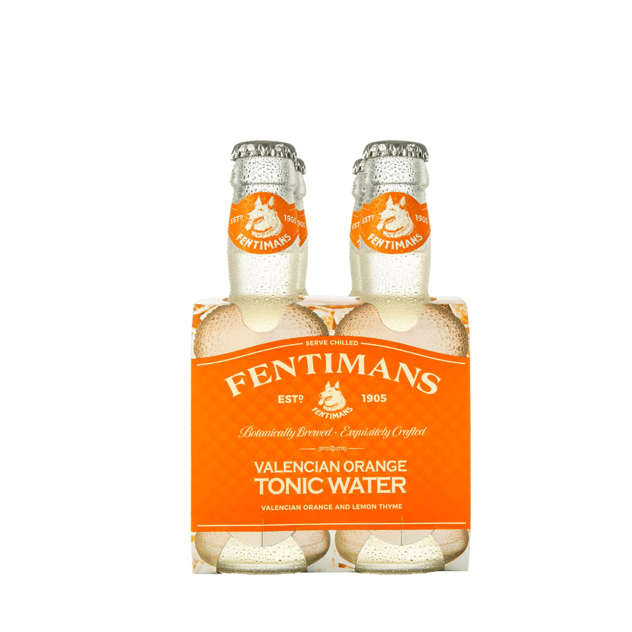 Fentimans Valencian Orange Tonic