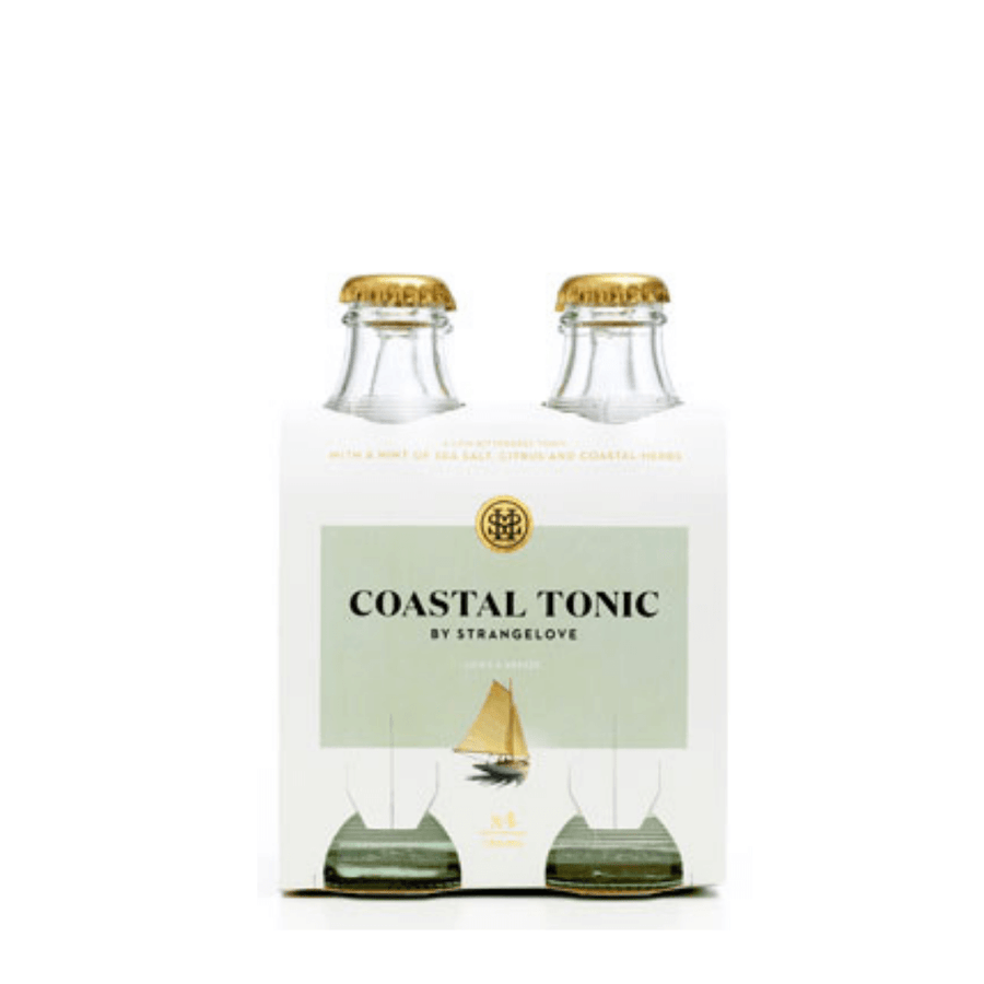 Strangelove Coastal Tonic 4 pack