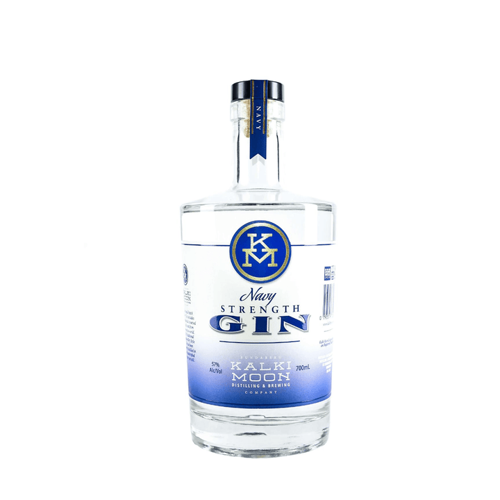 Kalki Moon Navy Strength Gin