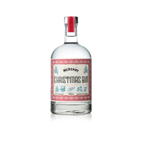 McHenry Christmas Gin