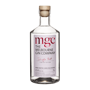 Melbourne Gin Company Single Shot Gin