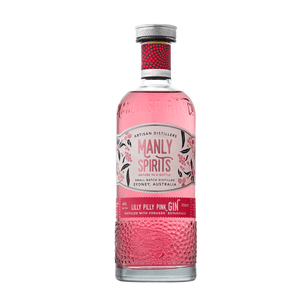 Manly Spirits Lillypilly PInk Gin