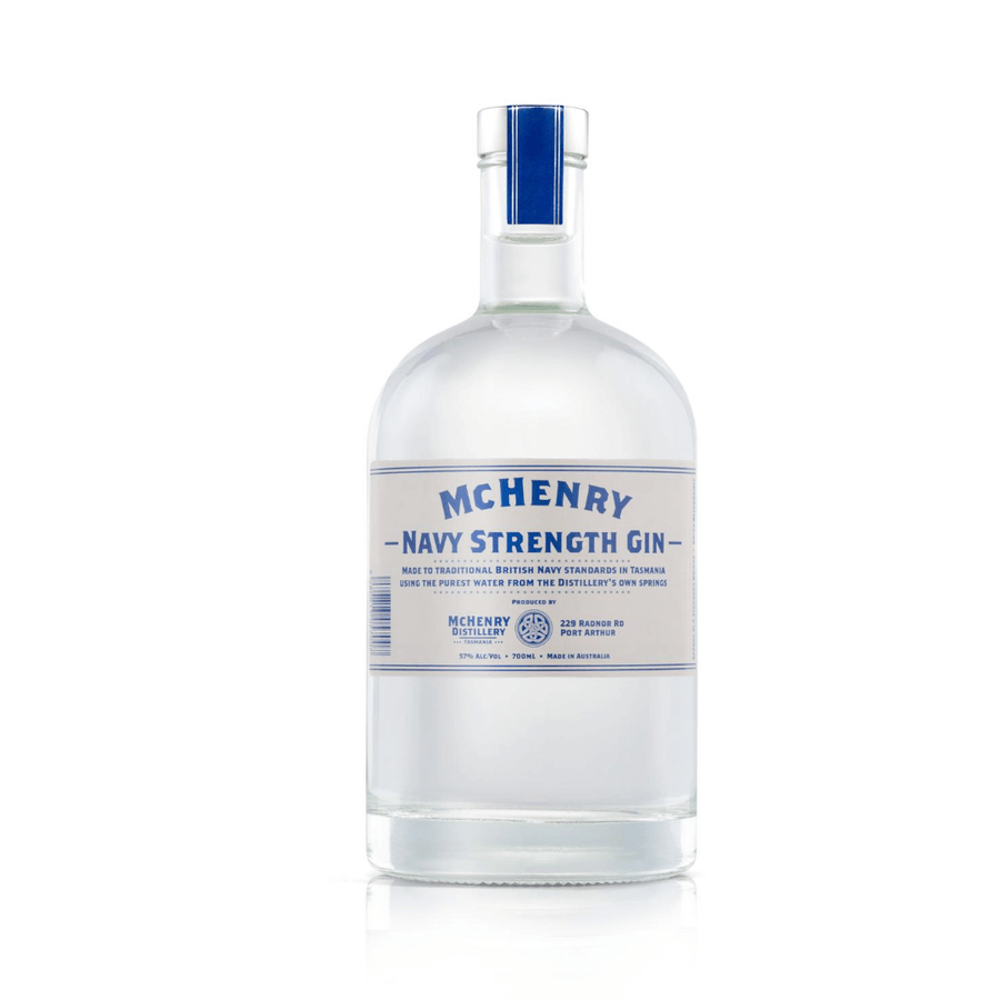 McHenry Distillery Navy Strength Gin