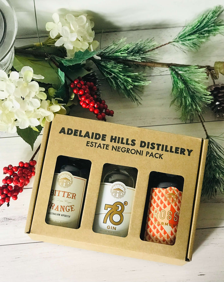 Adelaide Hills Distillery Negroni Pack