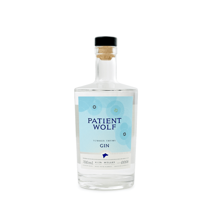 Patient Wolf Summer Thyme Gin