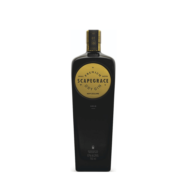 Scapegrace Gold Gin