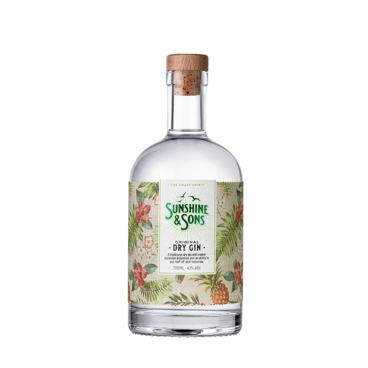 Sunshine and Sons Original Dry Gin