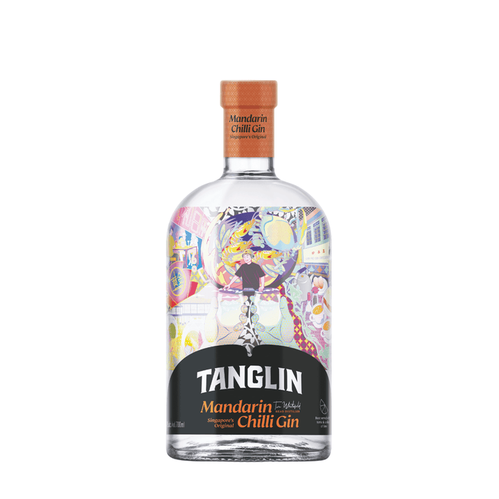 Tanglin Mandarin and Chilli Gin