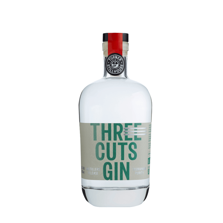 Three Cuts Distiller Strength Gin