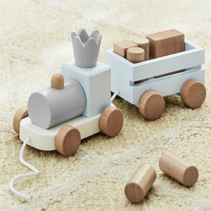 Choo Choo Train Blocks