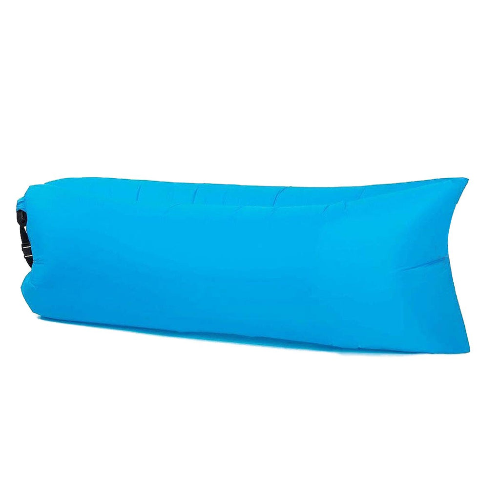 Outdoor air sofa lazy sofa bed foldable inflatable sofa portable beach sleeping bag