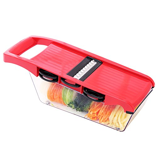 Multi-function Shredder Sliced Shredded Fruit Cutting Machine Kitchen Artifact