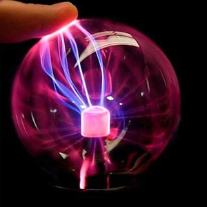 (Buy two free shipping)Lightning Glow Ball Electrostatic Magic Ball Touch Sensor Magic Light