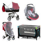 [Today's hot sale!!!] Universal baby stroller mosquito net
