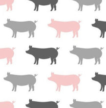 Load image into Gallery viewer, Pig Snap Bandanas.