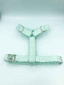 Glow in The Dark Spots Fabric Strap Harness.
