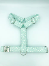 Load image into Gallery viewer, Glow in The Dark Spots Fabric Strap Harness.