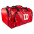 Wilson Gym Bag Red