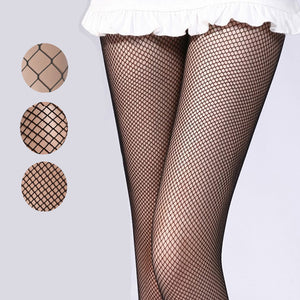 Sexy Mesh Tights Women Hollow Out