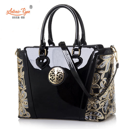 Leather Crossbody Women  Bag