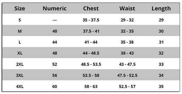 Nfl jersey size guide free owners manual